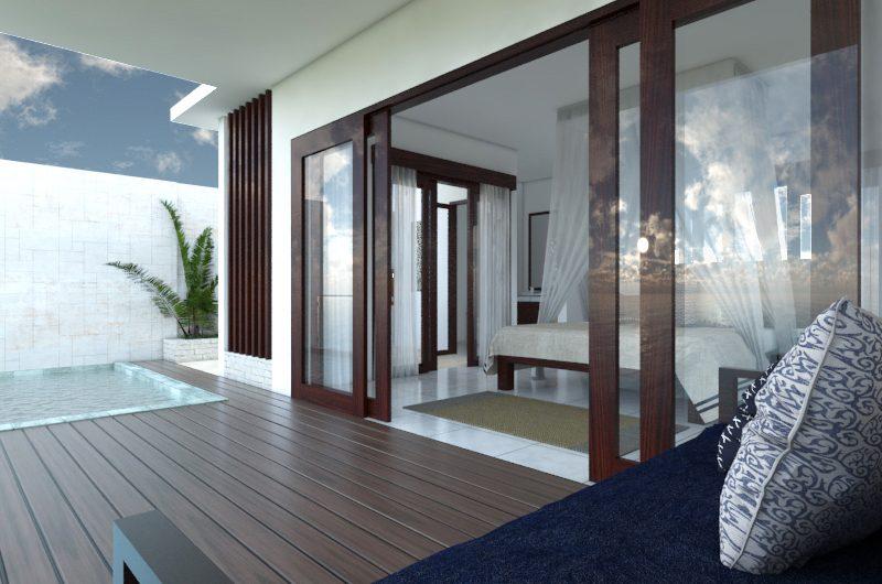 Batu Karang Lembongan Resort Bedroom Area with Plunge Pool | Nusa Lembongan, Bali