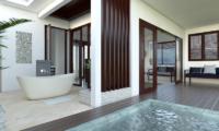 Batu Karang Lembongan Resort Bathtub with Plunge Pool | Nusa Lembongan, Bali