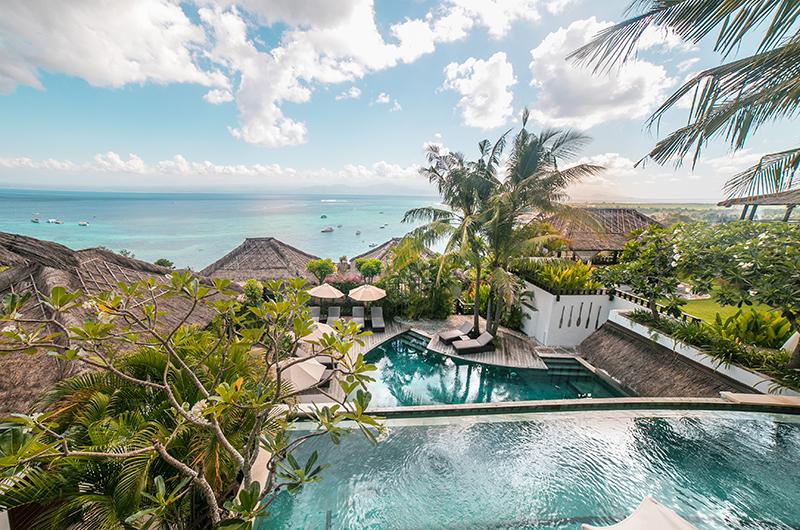 Batu Karang Lembongan Resort Tropical Swimming Pool   Nusa Lembongan, Bali