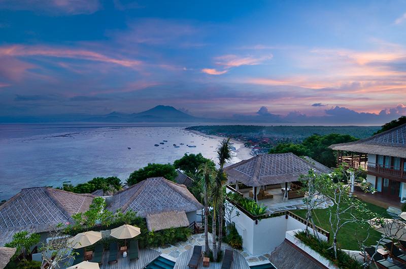 Batu Karang Lembongan Resort Exterior with Ocean's View   Nusa Lembongan, Bali
