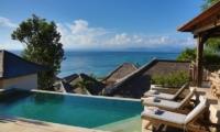 Bersantai Villas Villa Ganesha Swimming Pool | Nusa Lembongan, Bali