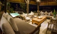 Bersantai Villas Villa Ganesha Lounge | Nusa Lembongan, Bali