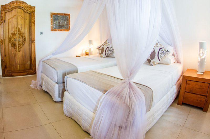 Bersantai Villas Villa Kundalini Twin Bedroom | Nusa Lembongan, Bali