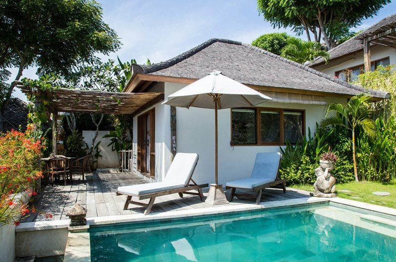 Bersantai Villas Villa Rama Sun Deck | Nusa Lembongan, Bali
