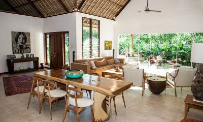 Castaway 3Br Dining Area | Nusa Lembongan, Bali