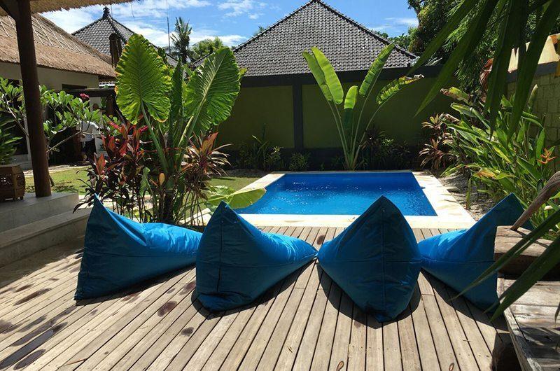 Castaway 3Br Swimming Pool | Nusa Lembongan, Bali
