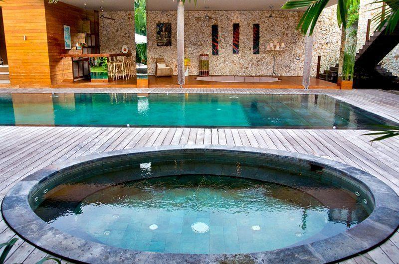 Eko Villa Bali Jacuzzi | Seminyak, Bali