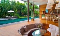 Eko Villa Bali Living Area | Seminyak, Bali