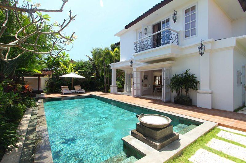 Kencana Villa Swimming Pool | Seminyak, Bali