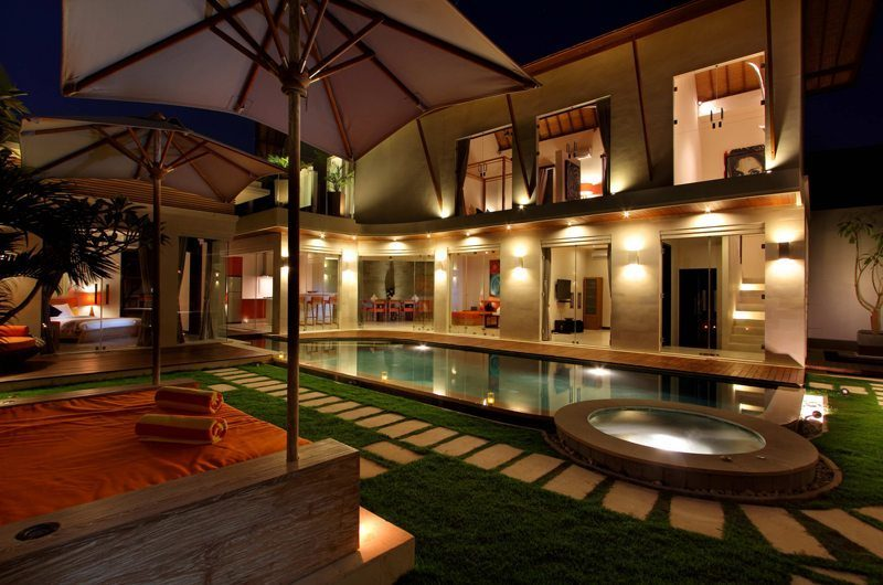 K Villas Pool Side | Petitenget, Bali