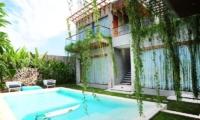 Nazeki Villa Swimming Pool   Uluwatu, Bali