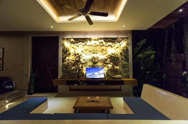 Nazeki Villa Living Area   Uluwatu, Bali