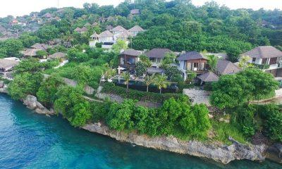 Opera Villa Bird's Eye View | Nusa Lembongan, Bali