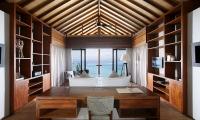 Opera Villa Bedroom One | Nusa Lembongan, Bali