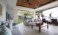 Opera Villa Living Area | Nusa Lembongan, Bali