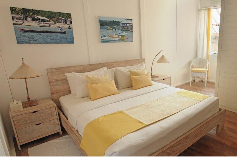 The Beach Shack Bedroom Two | Nusa Lembongan, Bali