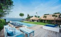 The Beach Shack Pool | Nusa Lembongan, Bali