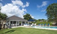 The Beach Shack Gardens and Pool | Nusa Lembongan, Bali