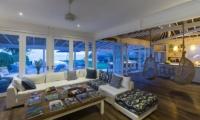 The Beach Shack Living Area | Nusa Lembongan, Bali