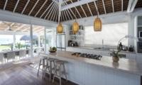 The Beach Shack Kitchen Area | Nusa Lembongan, Bali
