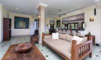 Villa Anyar Indoor Living and Dining Area | Umalas, Bali