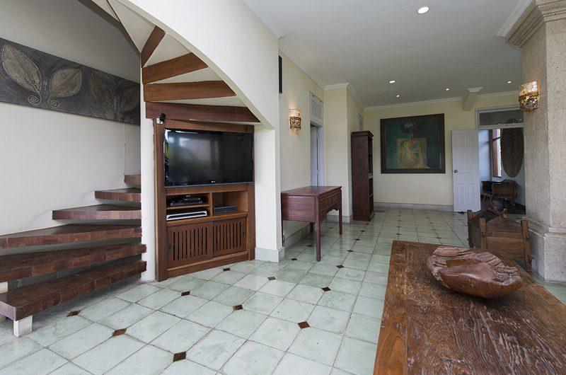 Villa Anyar Media Room | Umalas, Bali
