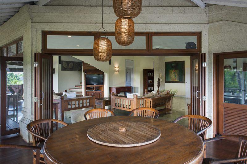 Villa Anyar Outdoor Dining | Umalas, Bali