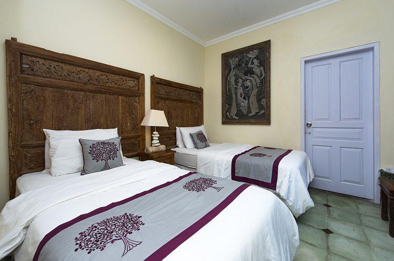 Villa Anyar Twin Bedroom | Umalas, Bali