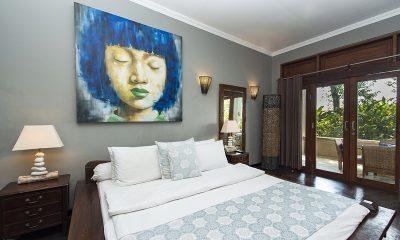 Villa Anyar Bedroom and Balcony | Umalas, Bali