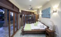 Villa Anyar King Size Bed with Night View | Umalas, Bali