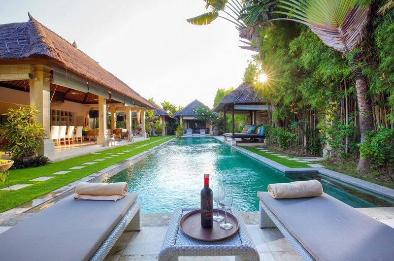 Villa Balaram Swimming Pool | Seminyak, Bali