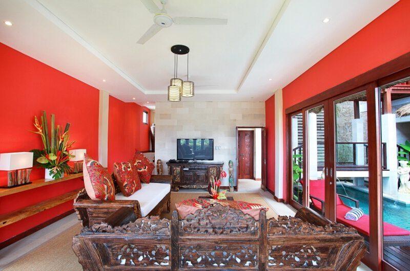 Villa Bukit Lembongan Villa One Living Area | Nusa Lembongan, Bali