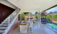 Villa Bukit Lembongan Villa Two Breakfast Bar | Nusa Lembongan, Bali