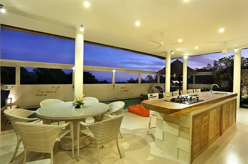 Villa Bukit Lembongan Villa Two Kitchen | Nusa Lembongan, Bali
