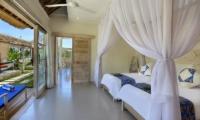 Villa Bukit Lembongan Villa Two Twin Room | Nusa Lembongan, Bali