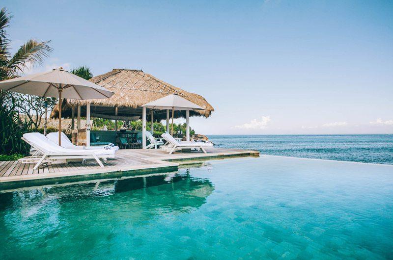 Villa Driftwood Sun deck | Nusa Lembongan, Bali