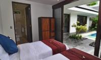 Villa Kejora 10 Twin Bedroom | Sanur, Bali