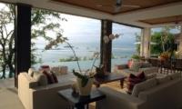 Villa Lago Living Room | Nusa Lembongan, Bali