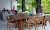 Villa Lago Dining Area | Nusa Lembongan, Bali