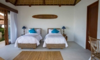 Villa Lago Twin Bedroom | Nusa Lembongan, Bali