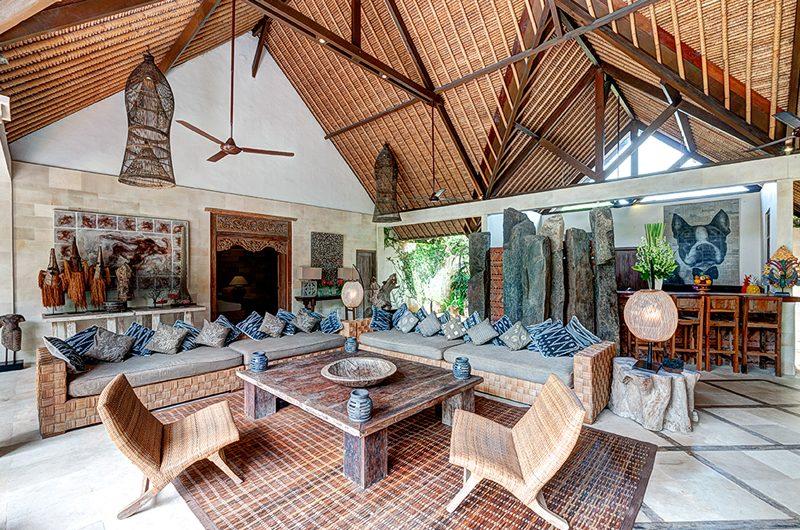 Villa Massilia Four Bedroom Villa Living Room | Seminyak, Bali