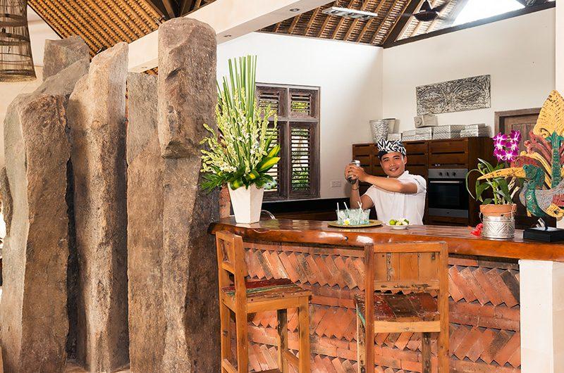 Villa Massilia Four Bedroom Villa Bar Counter | Seminyak, Bali