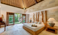 Villa Massilia Four Bedroom Villa King Size Bed with Garden View | Seminyak, Bali