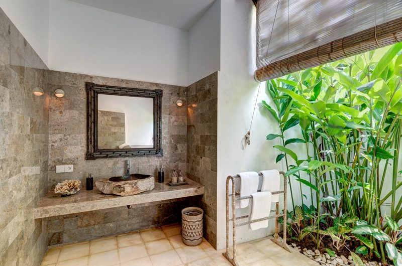 Villa Massilia Three Bedroom Villa Semi Open Bathroom | Seminyak, Bali