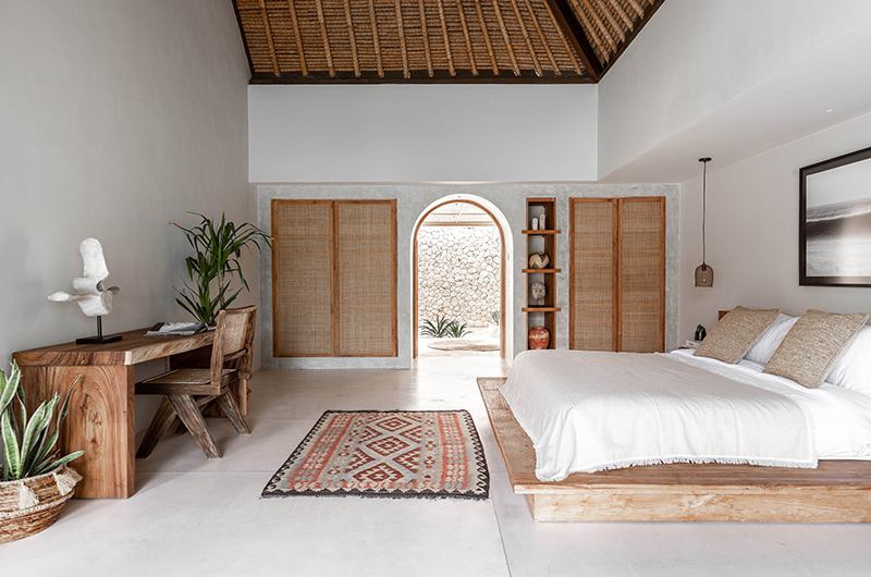 Villa Massilia Dua Spacious Bedroom with Study Table | Seminyak, Bali