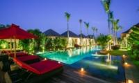 Villa Naty Sun Deck | Umalas, Bali