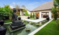 Villa Naty Pond | Umalas, Bali
