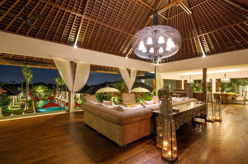 Villa Naty Living Pavilion | Umalas, Bali