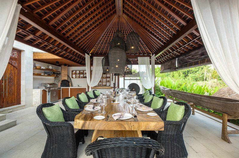 Villa Naty Dining Pavilion | Umalas, Bali
