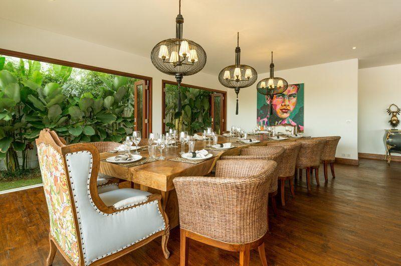 Villa Naty Dining Area | Umalas, Bali